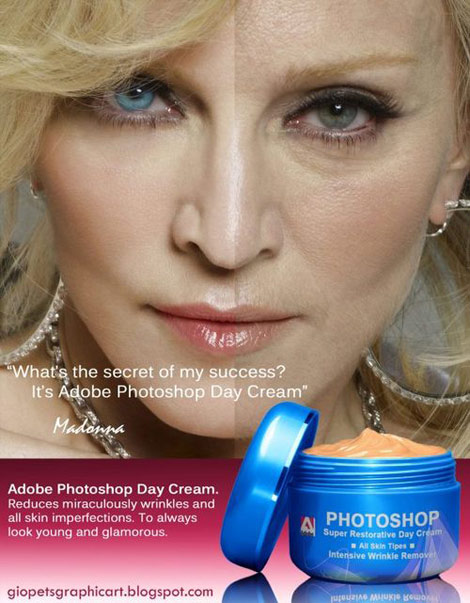 madonna-with-without-photoshop